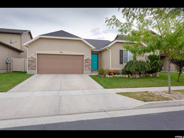 964 N Cambria W, North Salt Lake, UT 84054 (#1631075) :: Exit Realty Success
