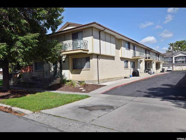 346 W 400 N #1, Provo, UT 84604 (#1631079) :: Big Key Real Estate