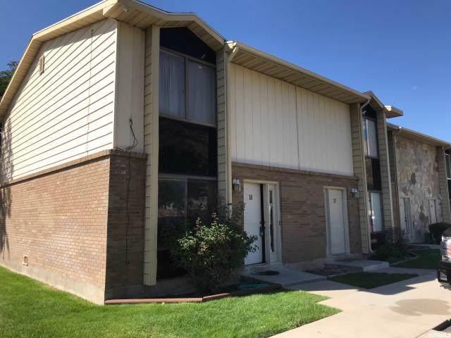 947 Canyon Rd #18, Ogden, UT 84404 (MLS #1631081) :: Lookout Real Estate Group