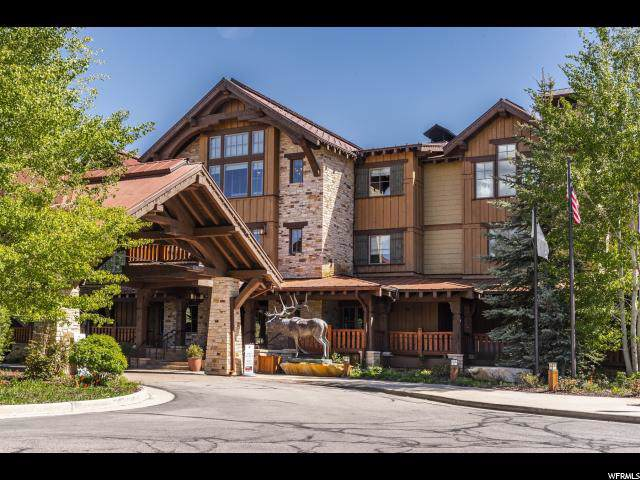 2001 Park Avenue #110, Park City, UT 84060 (#1631091) :: RISE Realty