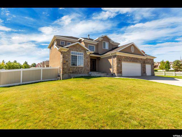 5641 W Garden Ridge Rd, West Valley City, UT 84118 (#1631095) :: Colemere Realty Associates