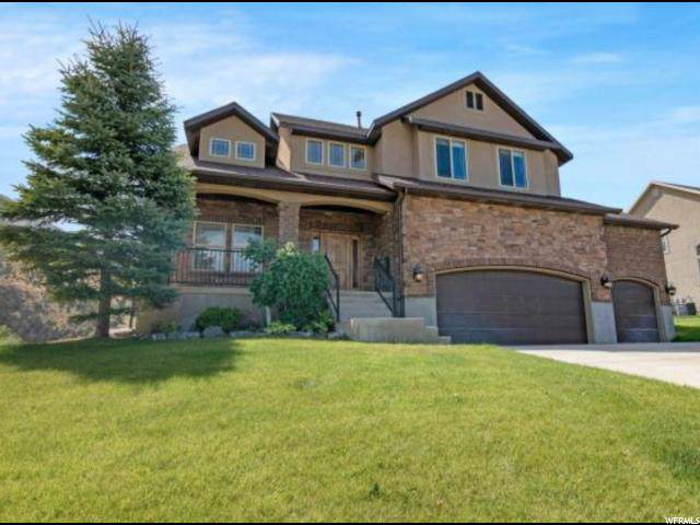 4031 W Park Cir, Highland, UT 84003 (MLS #1631098) :: Lookout Real Estate Group