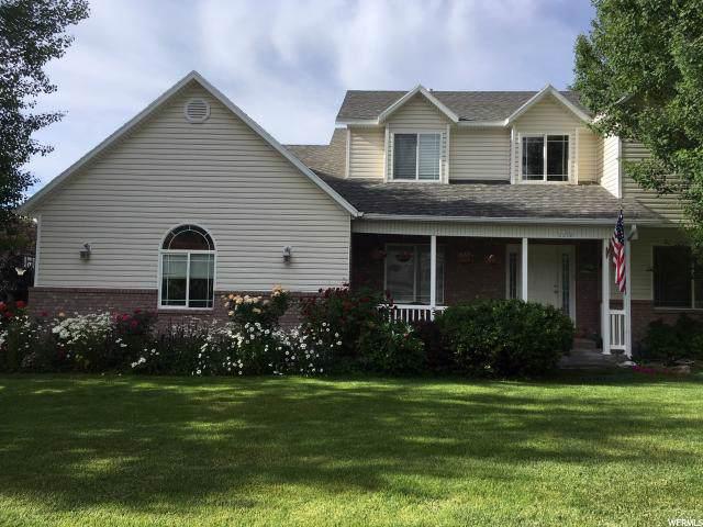 1117 W 1580 S, Vernal, UT 84078 (MLS #1631101) :: Lookout Real Estate Group