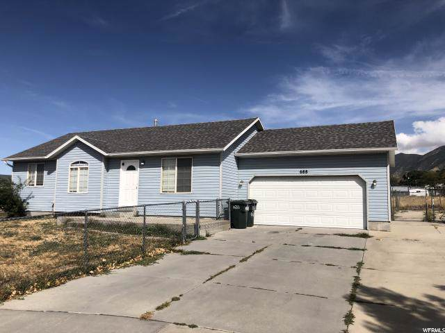 688 W 740 S, Tooele, UT 84074 (MLS #1631102) :: Lookout Real Estate Group