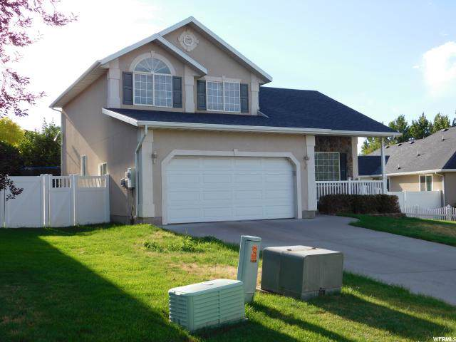 516 S 1200 E, Payson, UT 84651 (MLS #1631105) :: Lookout Real Estate Group