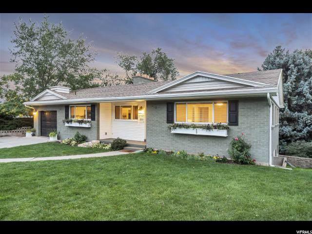 1792 S Laurelhurst Dr E, Salt Lake City, UT 84108 (MLS #1631108) :: Lookout Real Estate Group