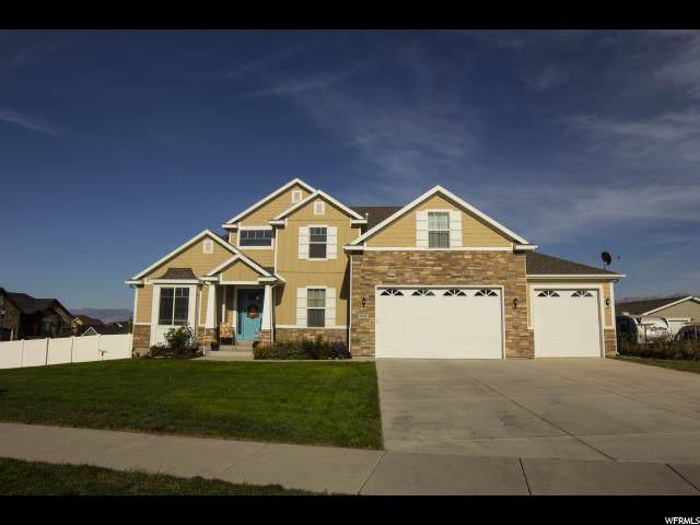 8153 S Tukford Cir W, West Jordan, UT 84081 (#1631121) :: Big Key Real Estate