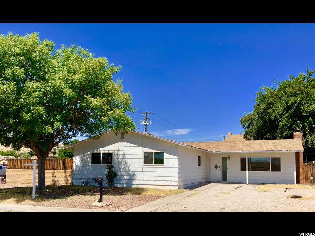 11 E 750 S, St. George, UT 84770 (#1631125) :: Exit Realty Success