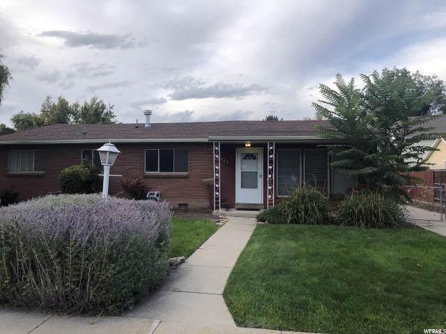 525 E Garden Ave S, Salt Lake City, UT 84106 (#1631133) :: Big Key Real Estate