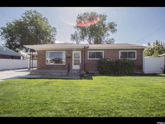 1515 W 2250 S, West Valley City, UT 84119 (#1631136) :: Big Key Real Estate