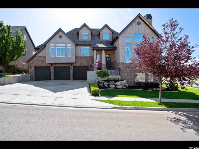 4870 N Eagle Nest Ln W, Lehi, UT 84043 (#1631163) :: The Fields Team