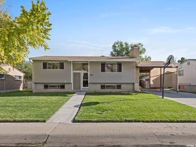 946 E 40 N, Springville, UT 84663 (#1631179) :: Red Sign Team