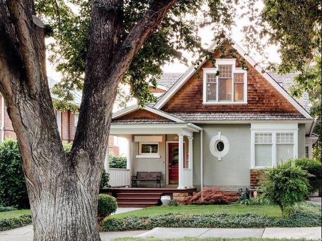 128 S 1000 E, Salt Lake City, UT 84102 (#1631194) :: Doxey Real Estate Group
