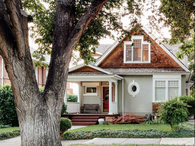 128 S 1000 E, Salt Lake City, UT 84102 (#1631196) :: Doxey Real Estate Group