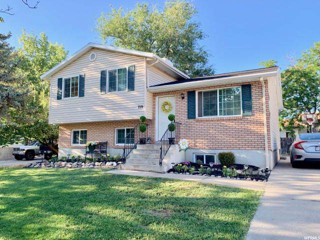 719 W 650 N, Clearfield, UT 84015 (#1631233) :: Red Sign Team