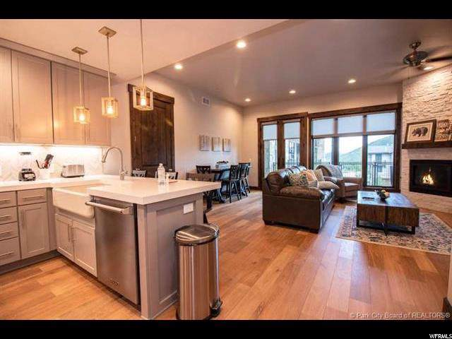 3793 Blackstone Dr 2H, Park City, UT 84098 (#1631243) :: RE/MAX Equity