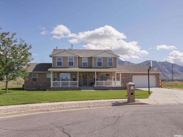 1254 W 1300 N, Farr West, UT 84404 (#1631250) :: The Canovo Group