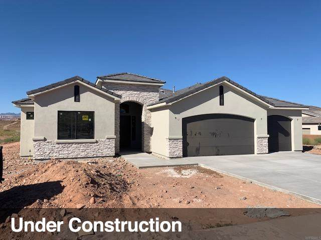 1406 W 2130 S, St. George, UT 84770 (#1631251) :: Exit Realty Success