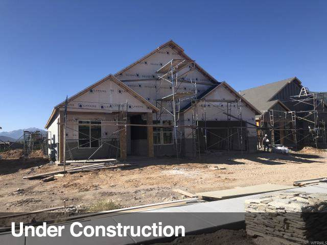 203 W Canyon View Ln, Midway, UT 84049 (#1631285) :: Red Sign Team