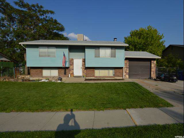 4287 S Peggy Ln W, West Valley City, UT 84120 (#1631306) :: Colemere Realty Associates