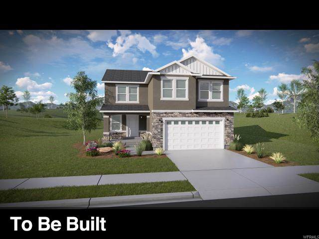 156 N Stone Gate Dr #529, Saratoga Springs, UT 84045 (#1631317) :: Red Sign Team