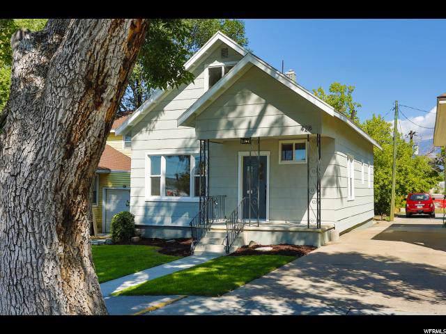428 E 20TH St S, Ogden, UT 84401 (MLS #1631322) :: Lawson Real Estate Team - Engel & Völkers