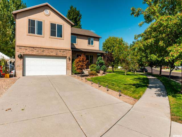 2164 S 875 E, Clearfield, UT 84015 (#1631362) :: The Fields Team