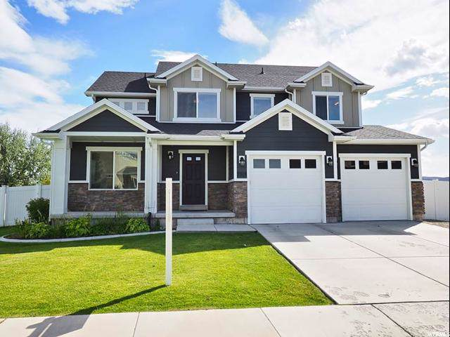 3819 W Oak Crest Dr S, Lehi, UT 84043 (#1631366) :: Red Sign Team