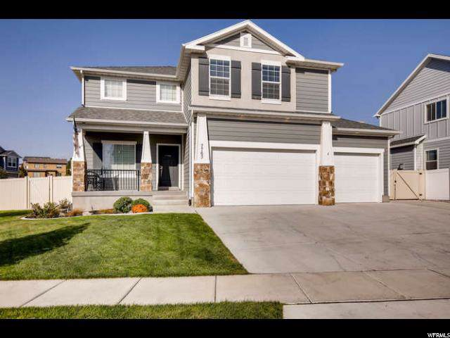 7763 N Copperbend Rd, Eagle Mountain, UT 84005 (#1631388) :: Red Sign Team