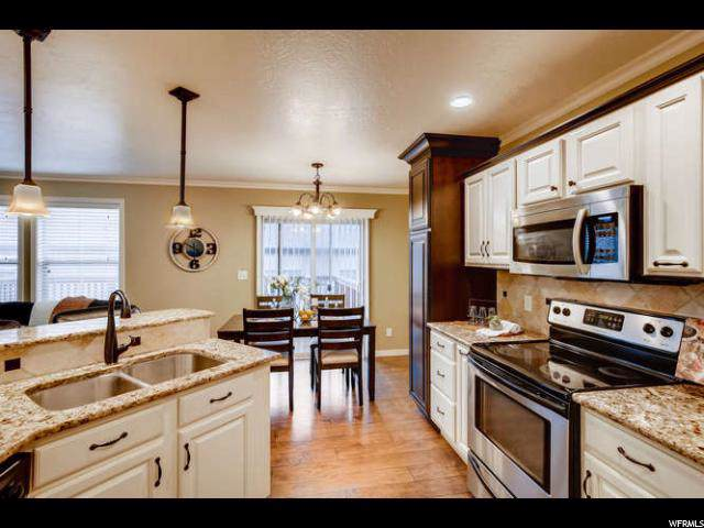 1315 N Lily Pad Dr, Spanish Fork, UT 84660 (#1631390) :: The Fields Team
