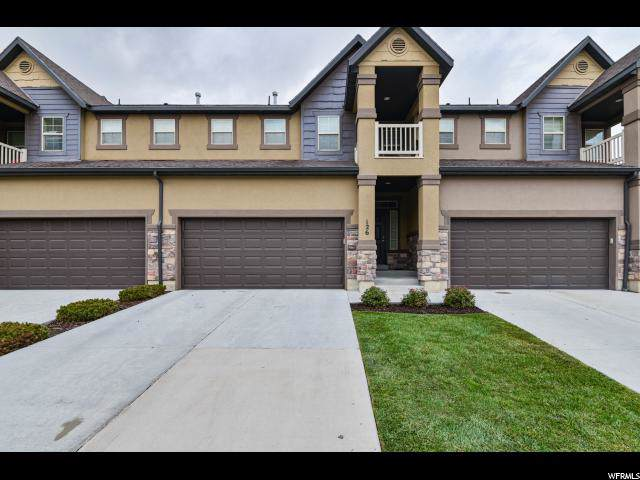 126 E Carbonell Way, Saratoga Springs, UT 84045 (#1631392) :: Red Sign Team