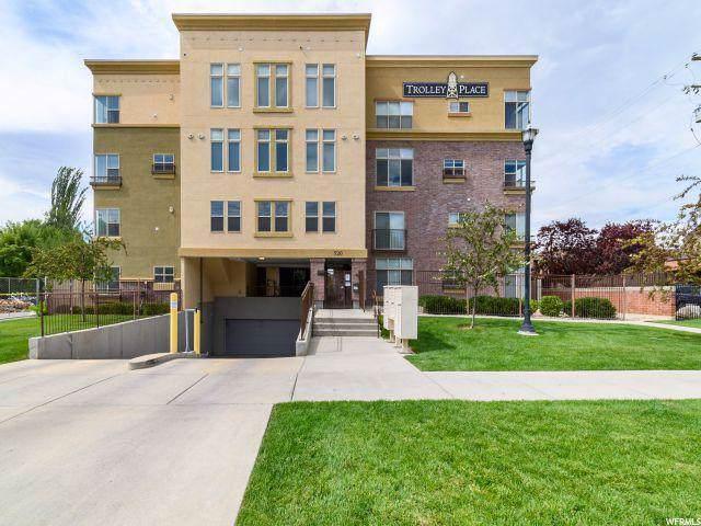 520 S 500 E, Salt Lake City, UT 84102 (#1631397) :: Doxey Real Estate Group