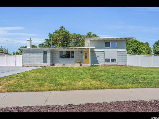 3546 W Ridgeland Cir S, West Valley City, UT 84119 (#1631400) :: Colemere Realty Associates