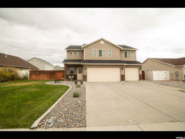 568 N 2650 W, Tremonton, UT 84337 (#1631402) :: Exit Realty Success