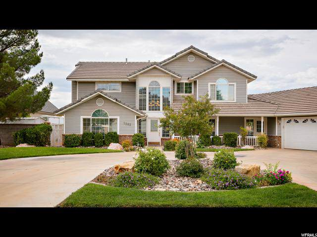1382 Bella Rosa Dr #15, St. George, UT 84790 (#1631416) :: Doxey Real Estate Group