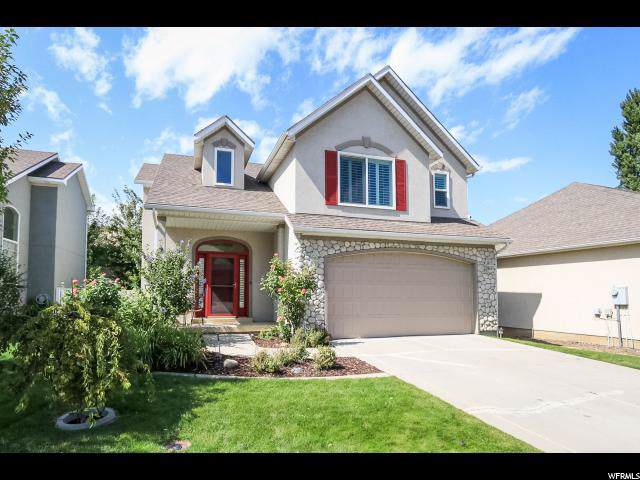 9092 Enchanted Oak Ln, Sandy, UT 84094 (#1631417) :: Red Sign Team