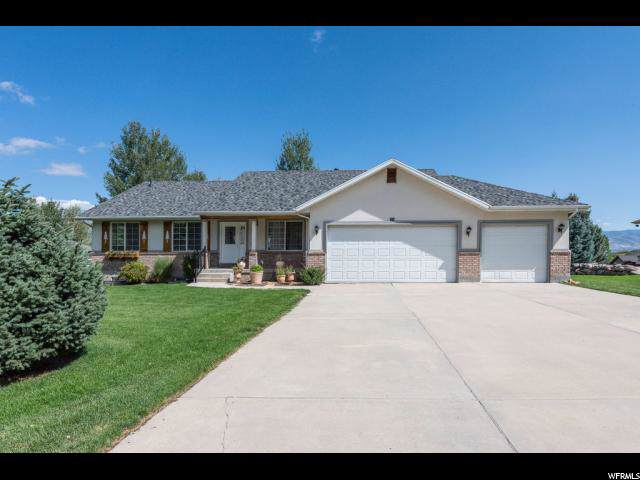 354 N Alpinhof Ln W, Midway, UT 84049 (#1631418) :: Red Sign Team