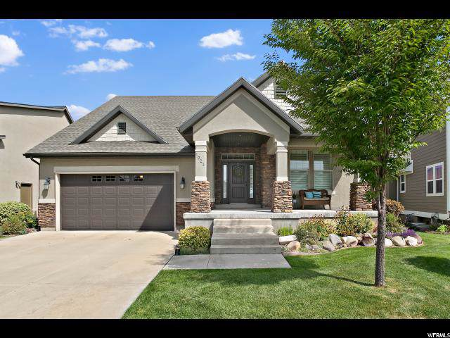 1921 W Silver Leaf Dr, Mapleton, UT 84664 (#1631432) :: The Fields Team