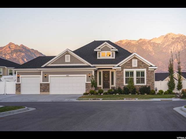 11671 S 2670 W, Riverton, UT 84065 (#1631436) :: goBE Realty