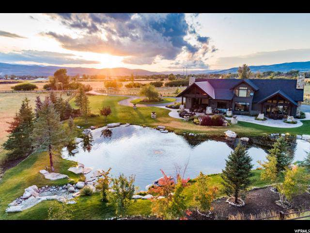 425 E Boulderville Rd, Oakley, UT 84055 (#1631437) :: Big Key Real Estate