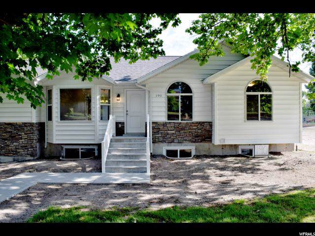 190 W Main, Hyrum, UT 84319 (#1631440) :: RE/MAX Equity