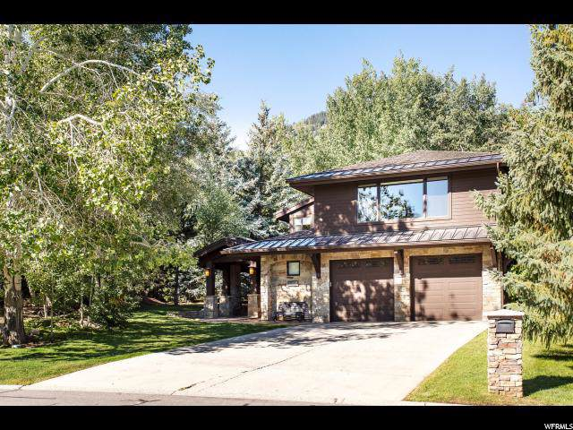 2129 Three Kings Ct #11, Park City, UT 84060 (#1631445) :: Red Sign Team