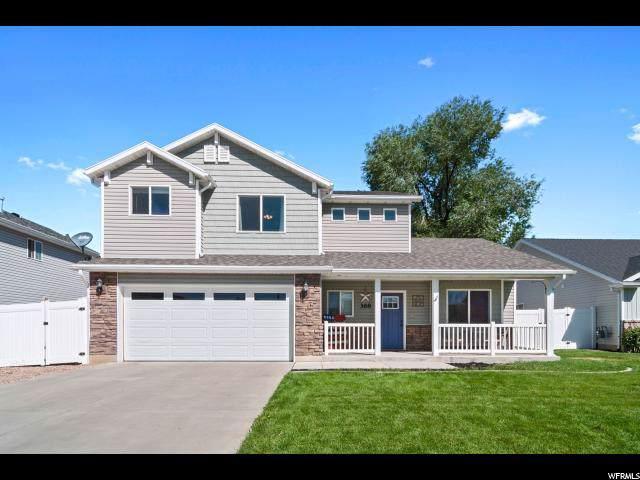 368 Indian Camp Rd, Ogden, UT 84404 (#1631446) :: Colemere Realty Associates