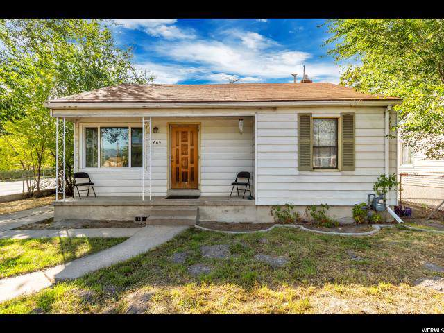 609 N 1400 W, Salt Lake City, UT 84116 (#1631451) :: The Canovo Group