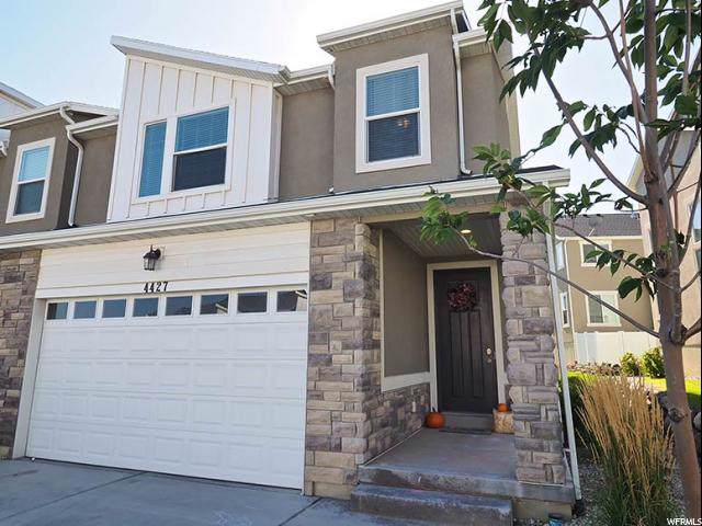 4427 W Hill Shadow Way, Herriman, UT 84096 (#1631465) :: Big Key Real Estate