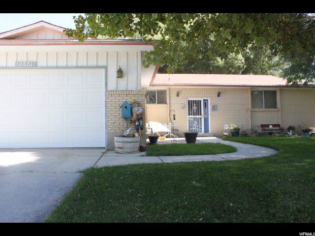 12381 S 2320 W, Riverton, UT 84065 (#1631474) :: goBE Realty