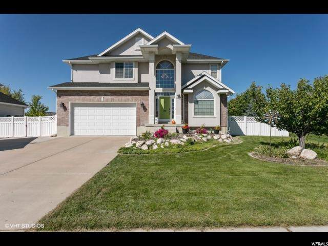 3912 S Formby Dr W, Syracuse, UT 84075 (#1631478) :: Red Sign Team