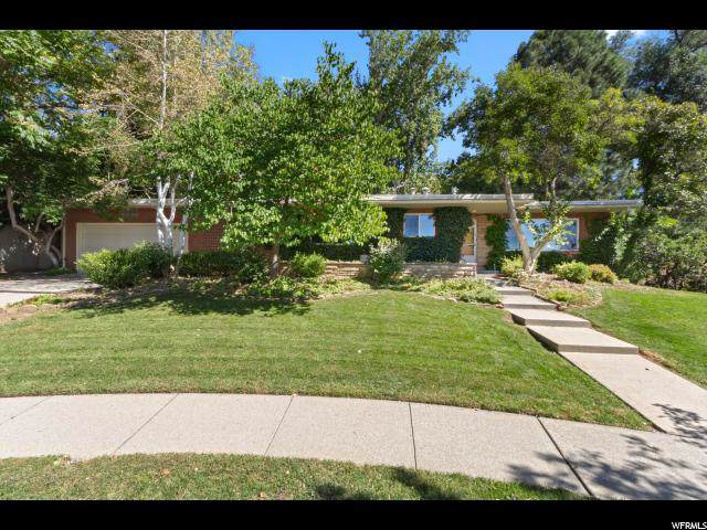 2810 E Arcadia Heights Cir S, Salt Lake City, UT 84109 (#1631490) :: Exit Realty Success