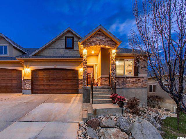 1398 E Meadow Valley Dr., Draper, UT 84020 (#1631493) :: Von Perry | iPro Realty Network