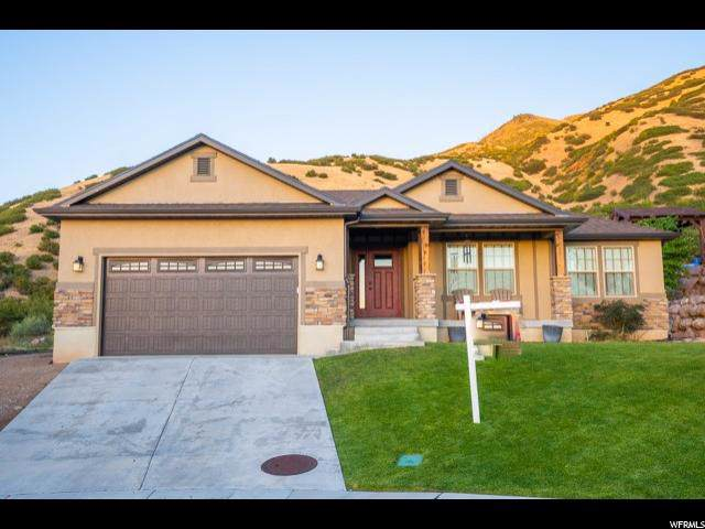 309 S 1200 E, Santaquin, UT 84655 (#1631512) :: Big Key Real Estate